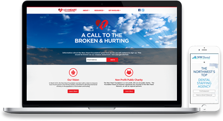 Hunts Point Website Design